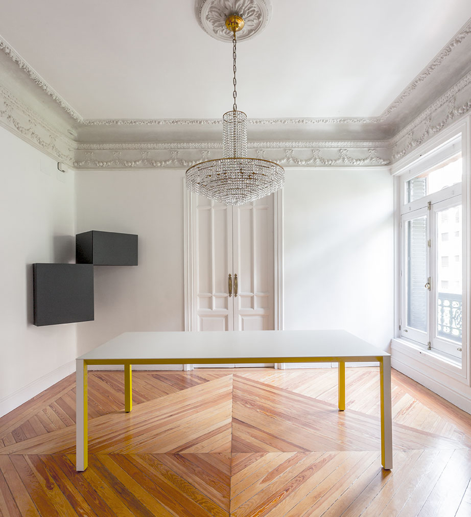 Francisco Javier Eguiluz Arquitecto # Muebles Eguiluz